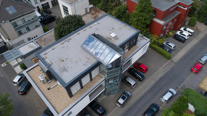 Interview about drones for roof measurements