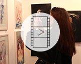 Drohnenvideo des Kunstfestivals ARTMUC in München