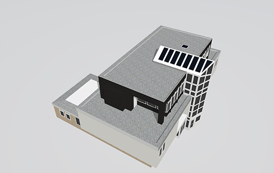 3D-Modell als digitaler Zwilling