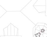 Das Dachaufmass einer privaten Immobilie mit Fokus auf die Flächen der Dachkuppel.